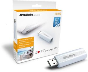 AverMedia DVB-T-Sticks
