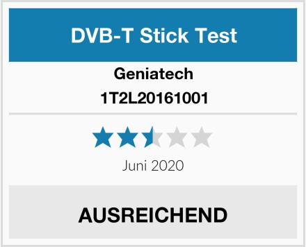 Geniatech 1T2L20161001 Test