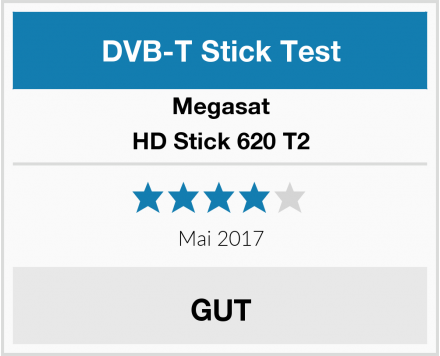 Megasat HD Stick 620 T2 Test