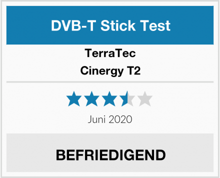 TerraTec Cinergy T2 Test
