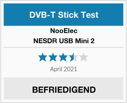 NooElec NESDR USB Mini 2 Test