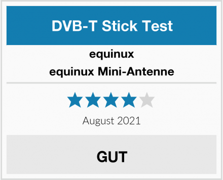 equinux equinux Mini-Antenne Test