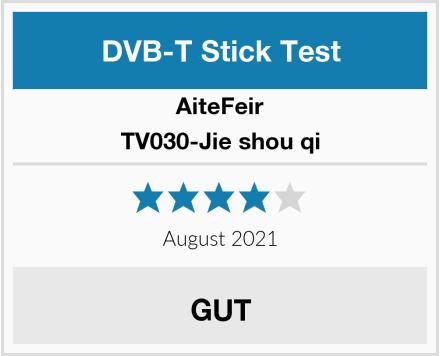 AiteFeir TV030-Jie shou qi Test