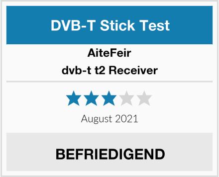 AiteFeir dvb-t t2 Receiver Test