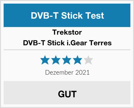 Trekstor DVB-T Stick i.Gear Terres Test
