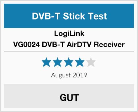 LogiLink VG0024 DVB-T AirDTV Receiver Test