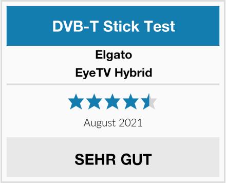 Elgato EyeTV Hybrid Test