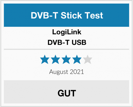 LogiLink DVB-T USB Test