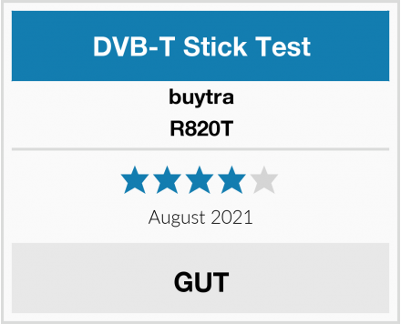 buytra R820T Test