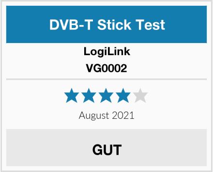 LogiLink VG0002 Test