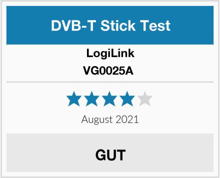 LogiLink VG0025A  Test