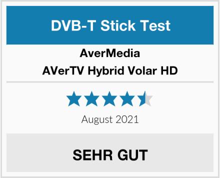 AverMedia AVerTV Hybrid Volar HD Test