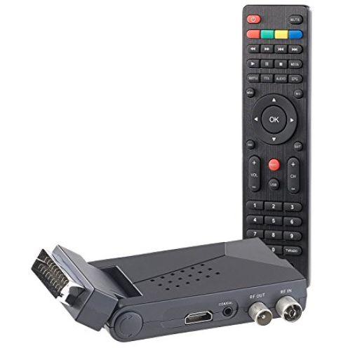 auvisio DVB T2 Receiver